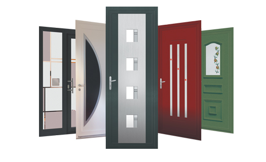 portes pvc 70 et 82 mm veka gamme de portes pvc fenetrier veka. Black Bedroom Furniture Sets. Home Design Ideas